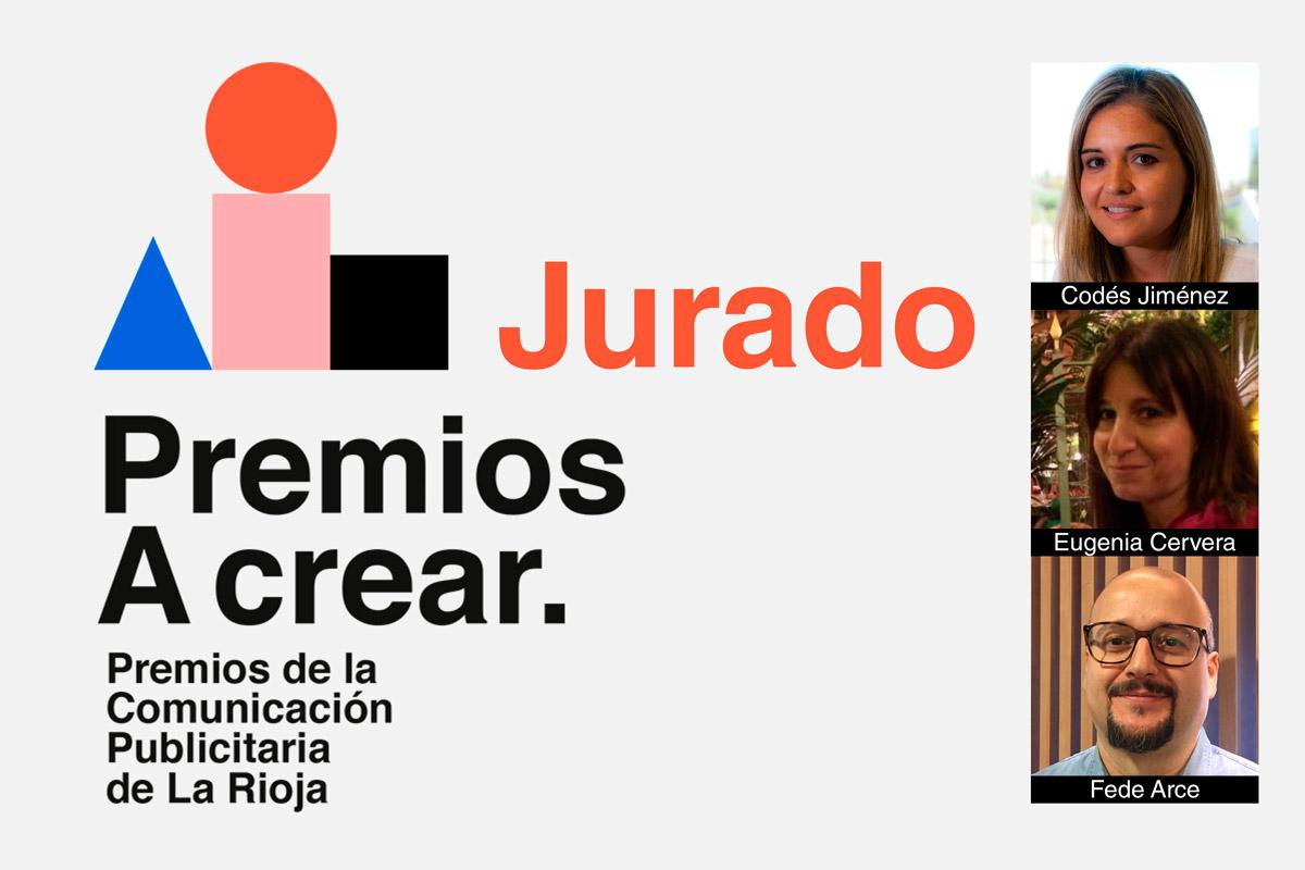 Jurado Premios A crear 2019