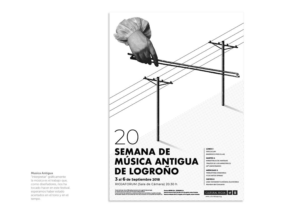 Mención Publicidad Exterior: Cultural Rioja y Lles
