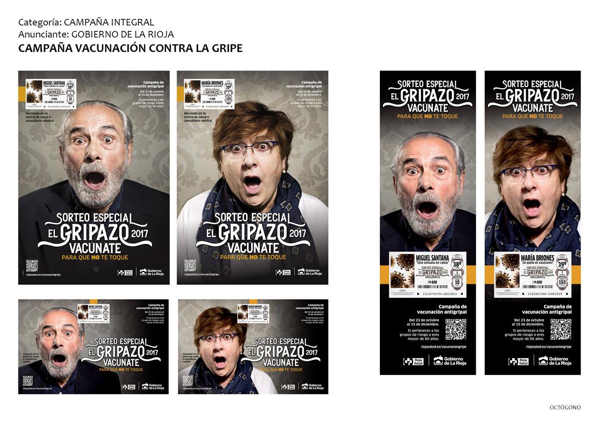 Mención Campaña integral: Gobierno de La Rioja y Voxcom