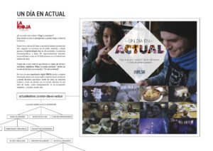 Mención Campaña Online: La Rioja Turismo y Hoja Jorge