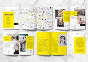 Premio Diseño de Catálogos: Asociación Cultural Visual y TSMGO