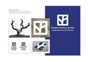 Premio Identidad Visual: Bodegas Familiares de Rioja y Lles