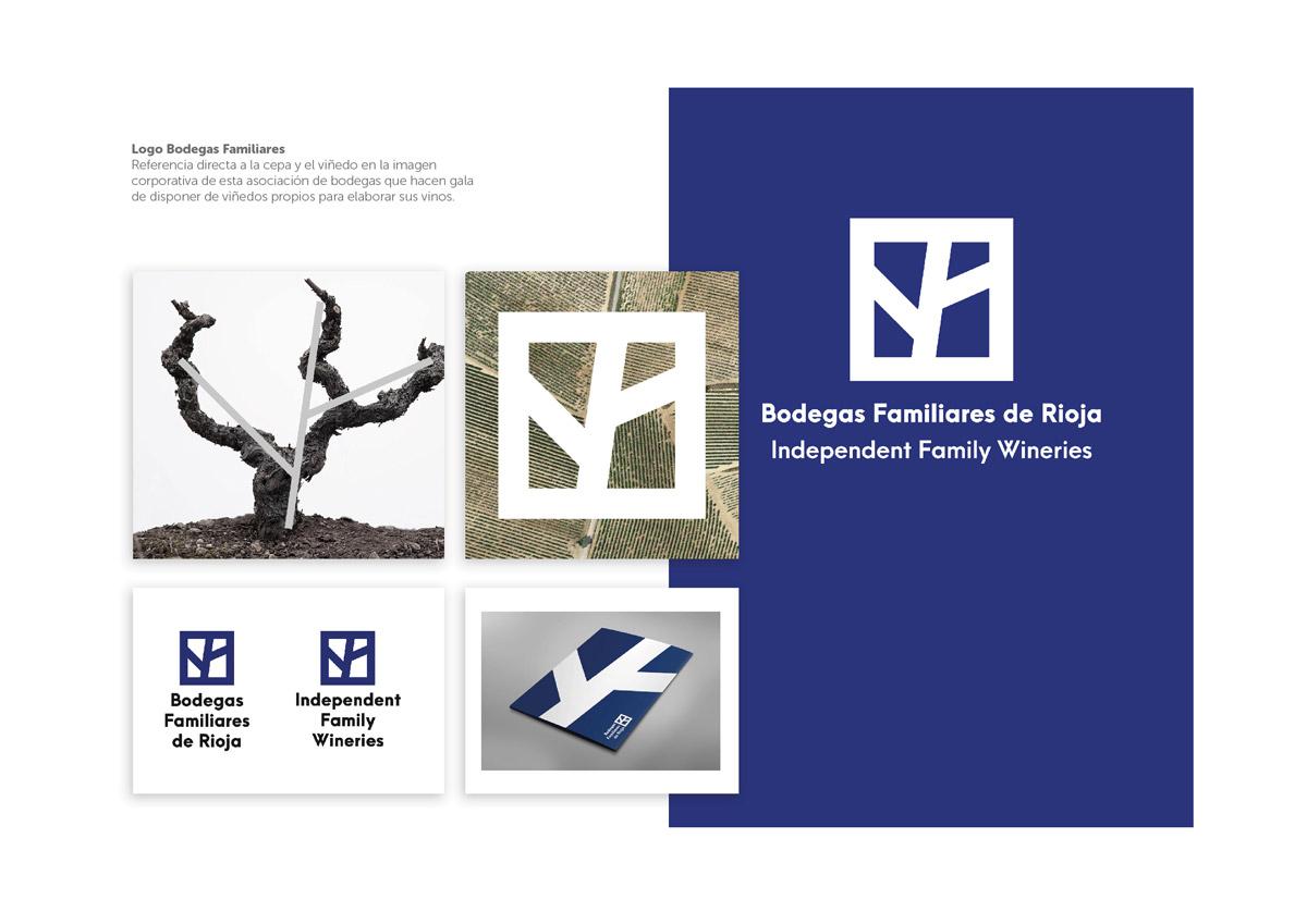 Premio Identidad Visual Bodegas Familiares de Rioja y Lles
