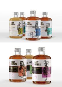 Premio Packaging: Easy-Mixers y TSMGO