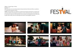 Premio Vídeo Corporativo: FesTVal/La extraña pareja y The Bloom Company
