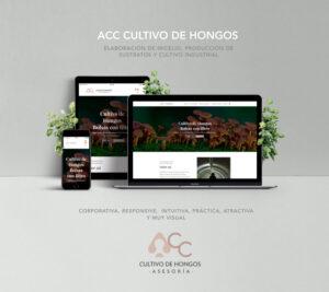 Premio Web: ACC Hongos y The New Ads